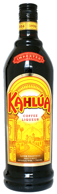 Kalhua liqueur de café